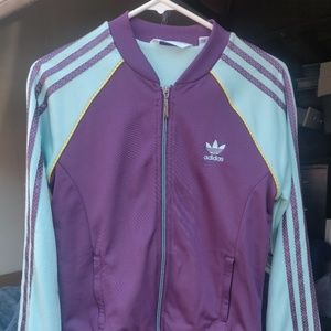 Adidas 2 piece Jump Track Suit Jogger and Sweater